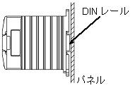 SA-400_DIN导轨安装