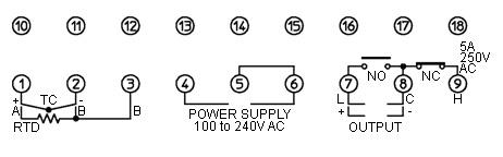 ACN-200_端子排列