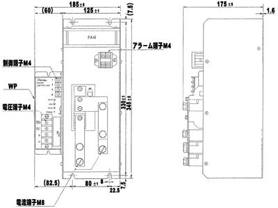 PA-2150-H_尺寸